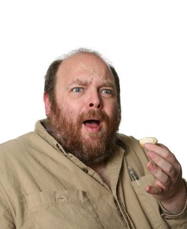 Upset about mini muffins photo