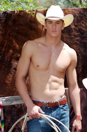 cappello cowboy: Gente sexy nel West americano