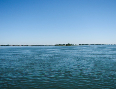 The mighty Saint Lawrence River travels to the Atlantic Ocean