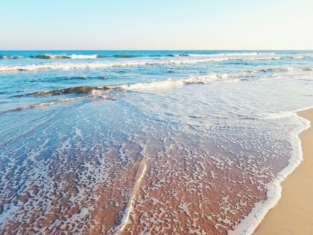 Ocean Beach Tide