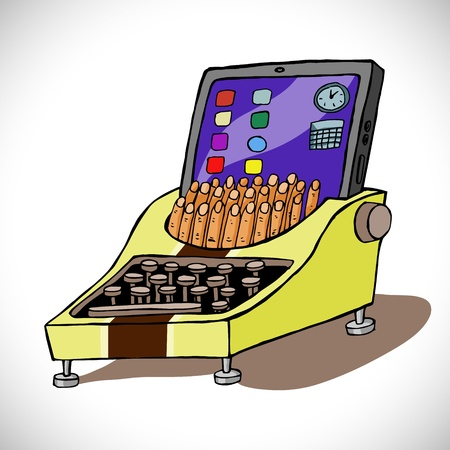 detachable: tablet PC with keyboard