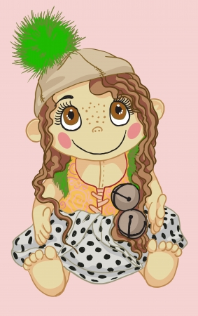 dolly: Handmade Doll, dolly, childrens toy