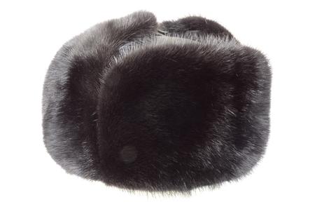 mink: cappello di pelliccia di visone