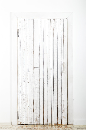 white wood door texture. Plain Texture Old Rustic Vintage White Wooden Door Front View Abstract Texture  Background Stock Photo Throughout White Wood Door Texture