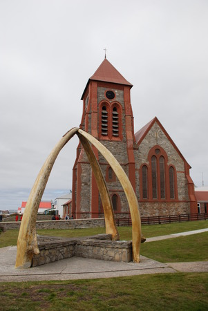 disputed: Falkland Islands Cathedral