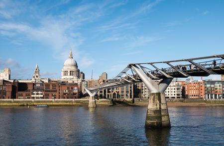 millennium: Millennium Footbridge, London