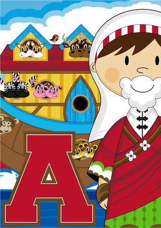 268 Noah Ark Cliparts, Stock Vector And Royalty Free Noah Ark