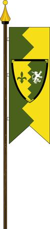 Medieval Knights Banner Flag