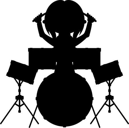 Rockstar and Drumkit