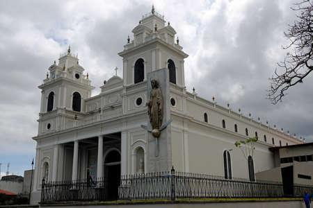 Costa Rica San Jose - Church of Our Lady of Solitude - Iglesia de la Soledad