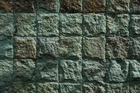 Indonesia Bali - Ubud stone wall background