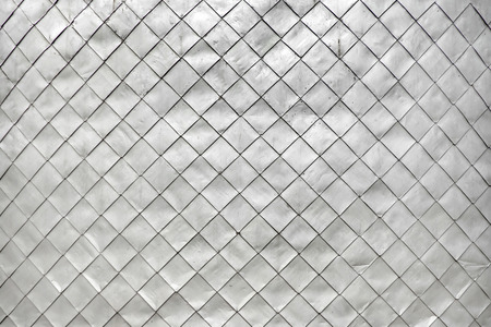 Metal chain fence seamless texture background texture. Abstract background of steel chain fences.