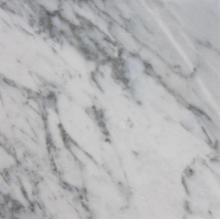Marble texture, White Carrara variety, close-up Stock Photo - 3123372