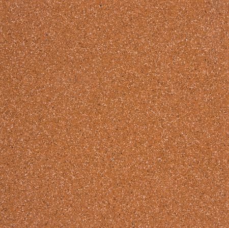 synthetic: Synthetic quartz stone (Silestone) texture, Fire Orange tone  Stock Photo