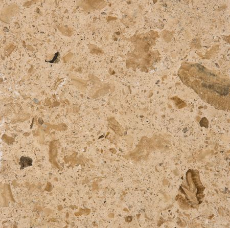 Marble Texture Valley Cream Variety Close Up Stock Photo