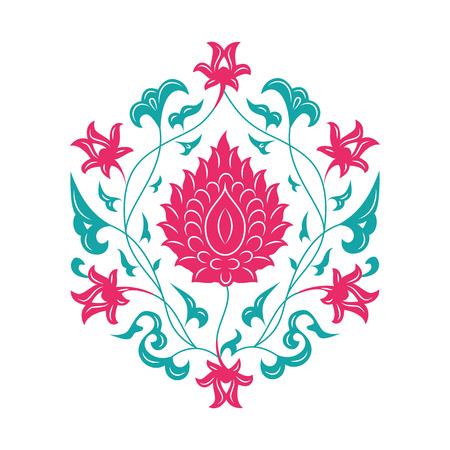 03: 03 Floral pattern, tale