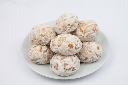 gingerbread cookies: domestic honey gingerbread cookies