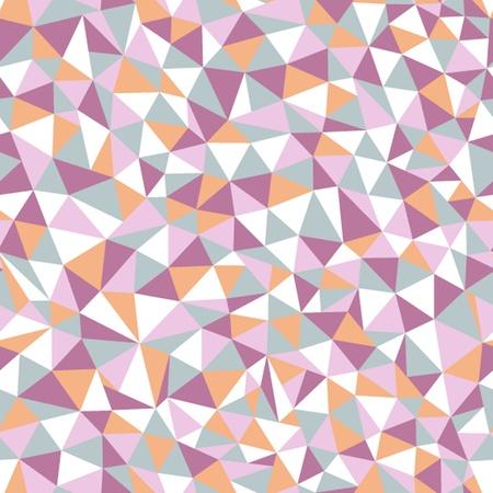 삼각형: 삼각형, 모자이크 무한 패턴으로 원활한 텍스처