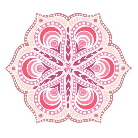 east indian: patr�n ornamental de encaje redondo, de fondo c�rculo con muchos detalles, se parece a crochet encaje hecho a mano