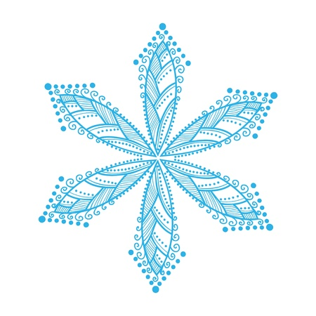 laconic: original snowflake, lace