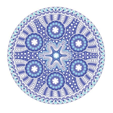 decoracion de pasteles: vector, encaje redondo tapete fondo para la costura, artes, artesanías, libros de recuerdos, de mesa, decoración de pasteles, mandala
