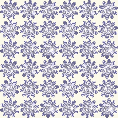 lace pattern: Floral seamless pattern with flowers. Copy square to the side and youll get seamlessly tiling pattern which gives the resulting image ability to be repeated or tiled without visible seams.