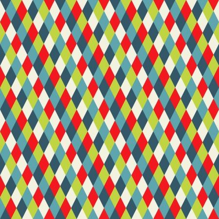 rhomb: Seamless texture with rhomb, striped pattern