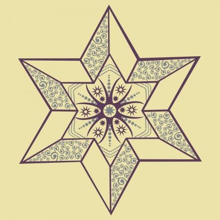 vector star Illustration