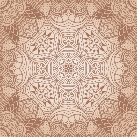 lace like: ornamental round lace pattern, circle background with many details, looks like crocheting handmade lace, abstract circular pattern of arabesques