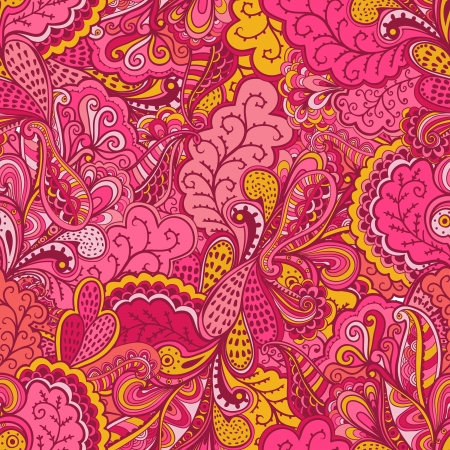 east indian: Ornamental lace pattern