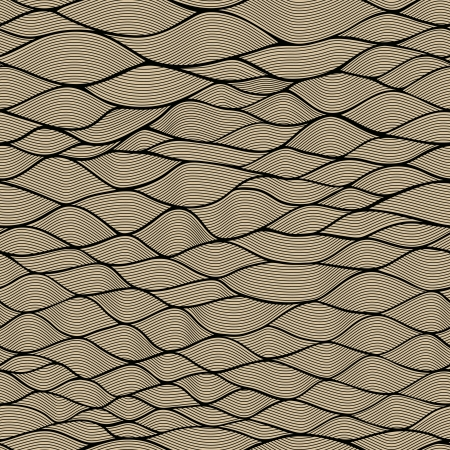 psychoanalysis: Seamless waves texture,wavy background.Copy that square to the side and youll get seamlessly tiling pattern which gives the resulting image the ability to be repeated or tiled without visible seams.