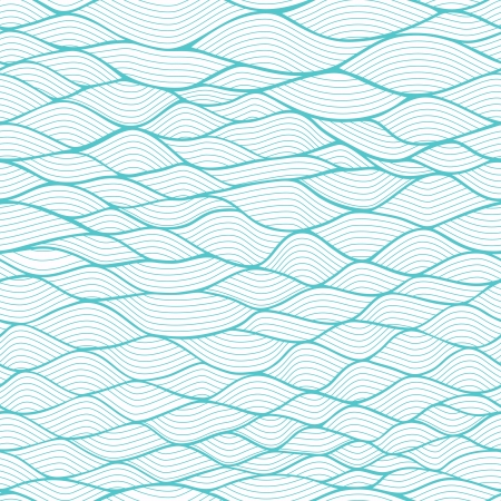 Seamless waves texture,wavy background.Copy that square to the side and you'll get seamlessly tiling pattern which gives the resulting image the ability to be repeated or tiled without visible seams. Stock Vector - 25302043