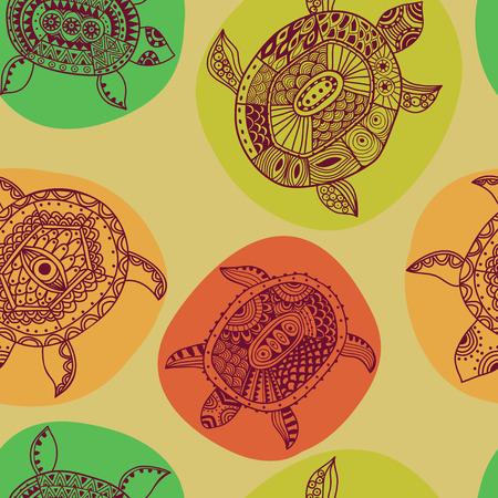 Turtle Shell Turtle Shell Pattern Wallpaper