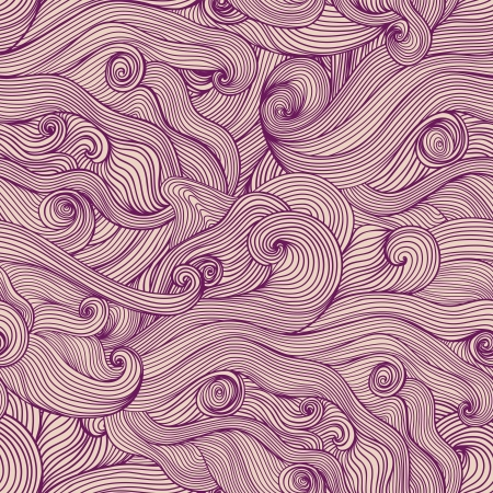 resulting: Seamless hand-drawn waves texture.Copy that square to the side and youll get seamlessly tiling pattern which gives the resulting image the ability to be repeated or tiled without visible seams.