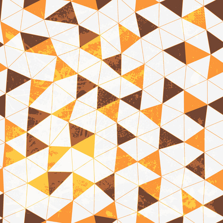 Geometric pattern. Texture with triangles.Mosaic.