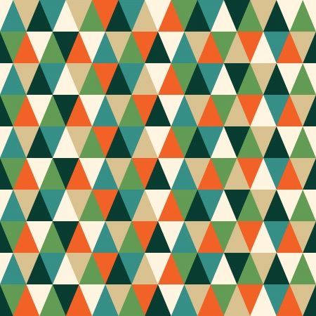 herringbone background: Seamless geometric pattern with geometric shapes, rhombus, colorful zigzags, looks like stairs or multi-layer object.