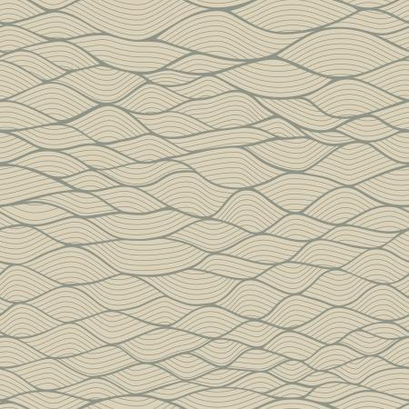 psychoanalysis: Seamless waves texture,wavy background.