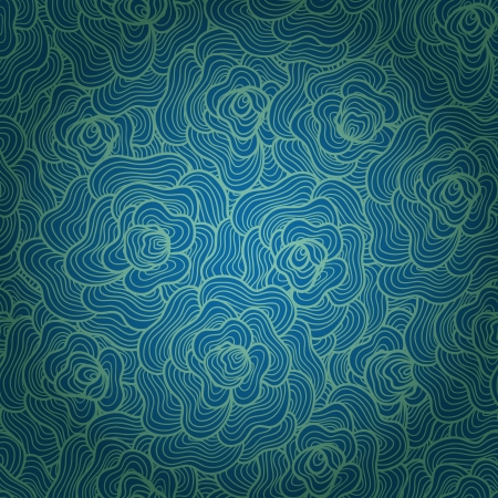 abstract waves background: Seamless abstract waves background.