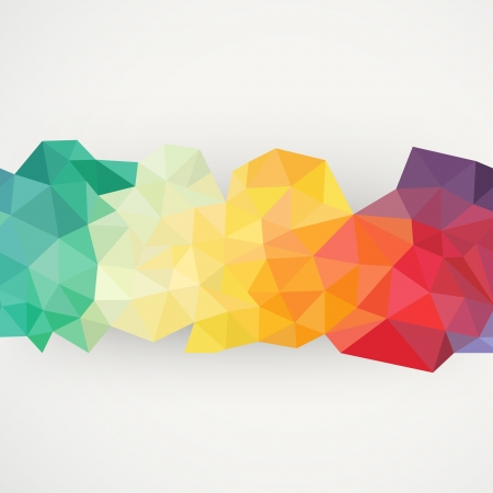 swagger: Triangle pattern background, triangle background, vector illustration with plenty space for your text