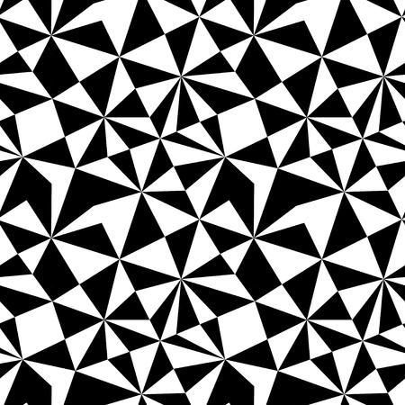 Seamless texture with triangles, mosaic endless pattern. That square design has the ability to be repeated or tiled without visible seams. Stock Vector - 25377939