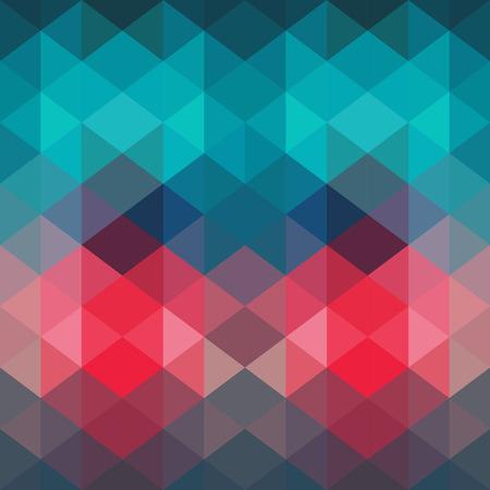 figuras abstractas: Tri�ngulos patr�n de formas geom�tricas. Foto de archivo