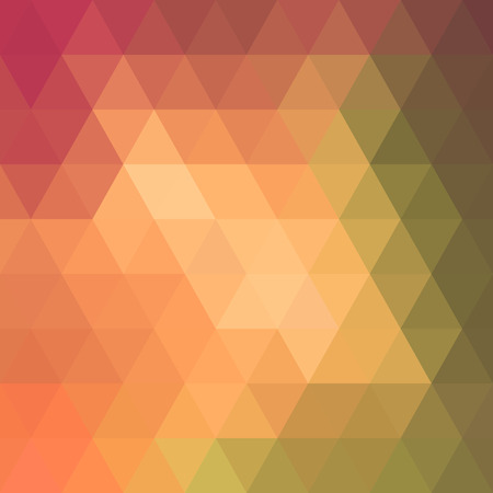 Triangles pattern of geometric shapes. Stock Photo