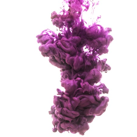 worshiping: Vector abstract cloud. Ink swirling in water, cloud of ink in water isolated on white. Abstract banner paints. Holi. Liquid ink. Background for banner, card, poster, poster, identity,web design.Juice.