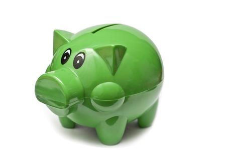 money box: Pig shaped money box