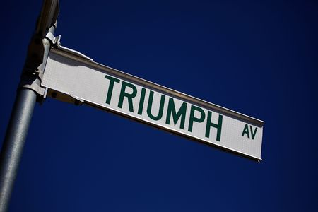 A street sign reading