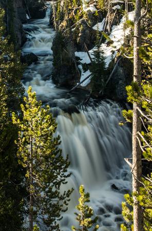 wispy: Cascades, Firehole River