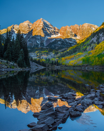 Maroon Bells Colorado Stock Photos And Images - 123RF
