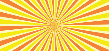 Starburst style shapes Stripes in retro pop art 80's 70's years background Funny vector comic clipart line Geometric seamless pattern elements Sunshine cartoon line radial lines rays Sun burst