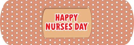 Thank you nurses. Ilustracja
