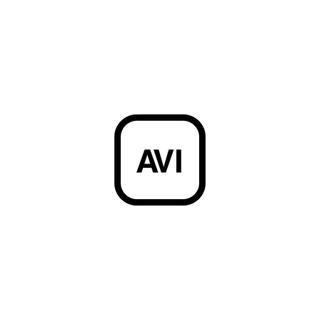avi: Avi format for video files